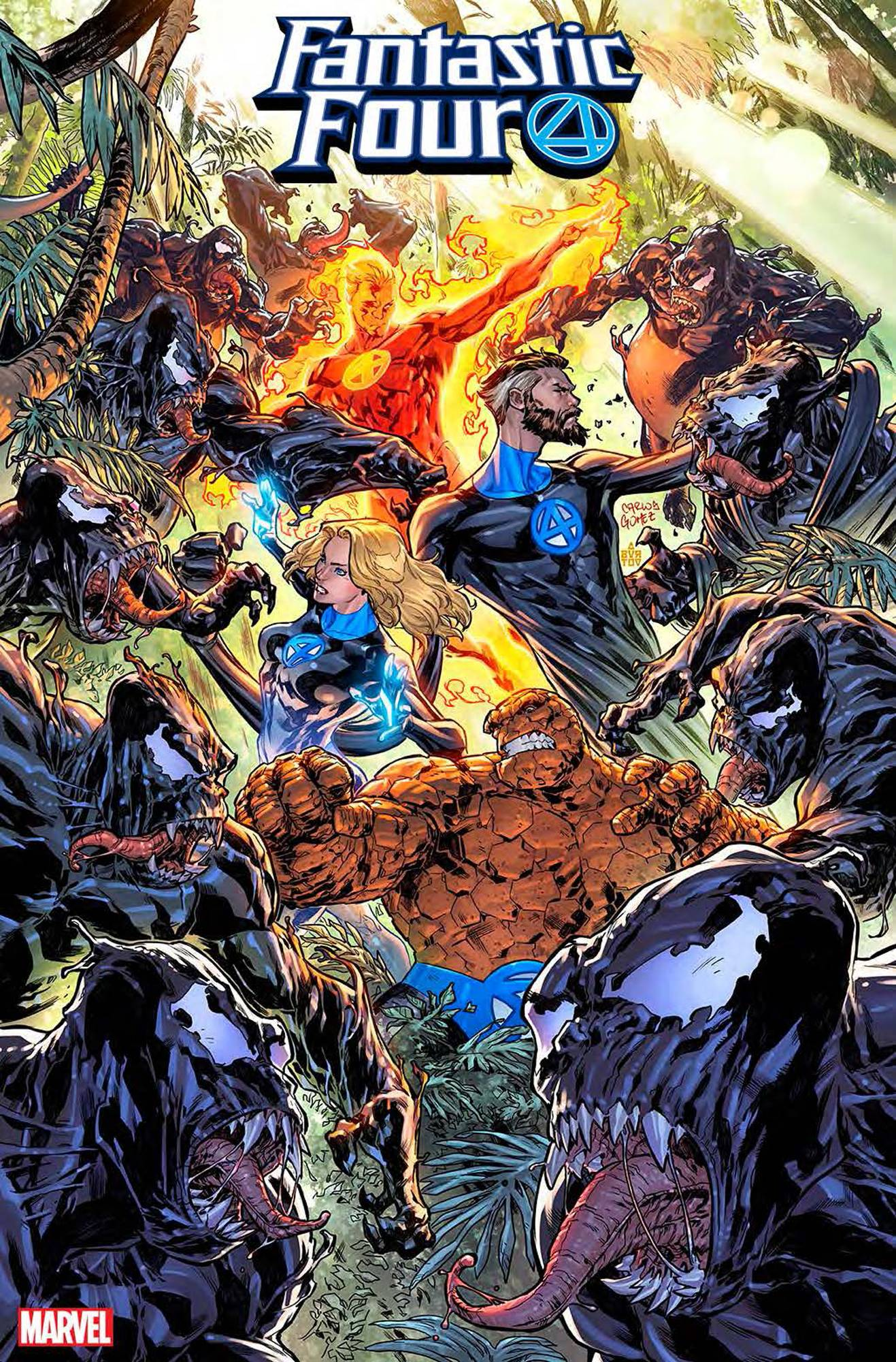 Fantastic Four (Vol. 6)  #17 RI Variant