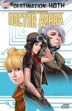 Star Wars - Doctor Aphra  #40