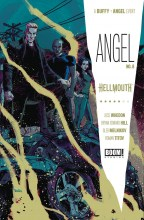 Angel  #8 Cover A