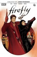 Firefly  #12 Cover A