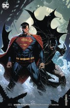 Batman - Superman  #5 Card Stock Variant