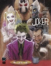 Joker: Killer Smile (3P Ms)  #2 Variant