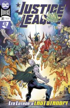 Justice League (Vol. 3)  #38