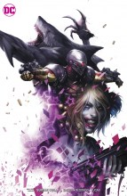 Suicide Squad (Vol. 6)  #1 Card Stock Variant