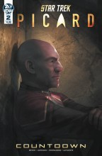 Star Trek: Picard - Countdown  #2 Cover A
