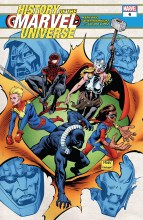 History of the Marvel Universe (6P Ms)  #6