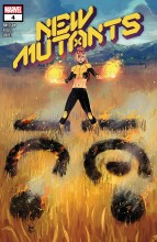 New Mutants (Vol. 2)  #4