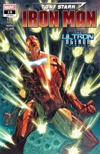 Tony Stark - Iron Man  #19