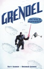 Grendel: Devils Odyssey (8P Ms)  #3 Cover A