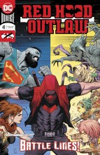 Red Hood and the Outlaws (Vol. 2)  #41