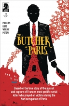 Butcher of Paris (5P Ms)  #2