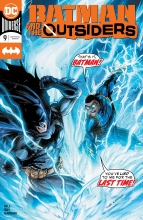 Batman and the Outsiders (Vol. 2)  #9