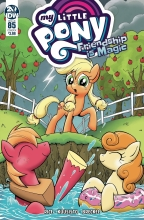 My Little Pony: Friendship Is Magic  #85 Cover A