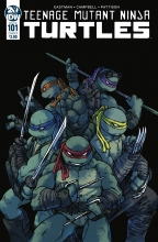 Teenage Mutant Ninja Turtles (Ongoing)  #101 Cover A