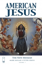 American Jesus: New Messiah  #1 Cover A