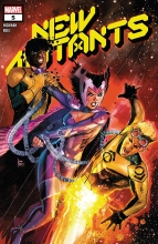 New Mutants (Vol. 2)  #5