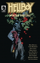 Hellboy - Winter Special  #2019