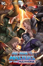 He-Man and the Masters of the Multiverse (6P Ms)  #3