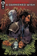 Dungeons and Dragons: Darkened Wish  #4 Cover A