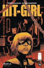 Hit-Girl Season Two  #12 Cover A