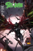 Spawn  #304 Cover A