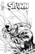 Spawn  #304 Cover C