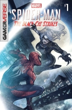 Marvels Spider-Man: Black Cat Strikes (5P Ms)  #1