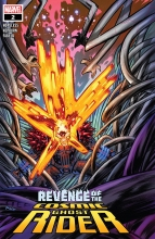 Revenge of the Cosmic Ghost Rider (5P Ms)  #2