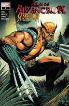 Ruins of Ravencroft: Sabretooth  #1