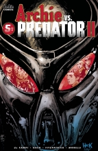 Archie vs Predator 2  #5 Cover A