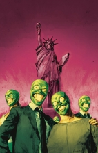 Mask: I Pledge Allegiance to the Mask (4P Ms)  #4 Cover A