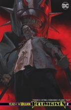 Year of the Villain: Hell Arisen (4P Ms)  #2 Variant