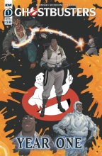 Ghostbusters: Year One (4P Ms)  #1 Cover A