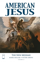 American Jesus: New Messiah  #2 Cover A
