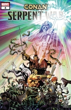 Conan: Serpent War (4P Ms)  #4