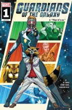Guardians of the Galaxy (Vol. 7)  #1