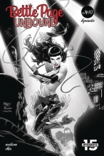 Bettie Page: Unbound  #10 Cover A