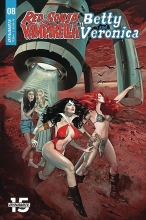 Red Sonja and Vampirella Meet Betty and Veronica  #8 Cover A