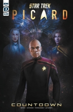 Star Trek: Picard - Countdown  #3 Cover A