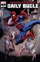 Amazing Spider-Man: Daily Bugle (5P Ms)  #1
