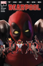 Deadpool: The End  #1