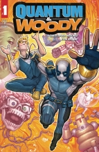 Quantum and Woody (5P Ms)  #1 Cover A