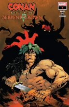 Conan: Battle for the Serpent Crown (5P Ms)  #1