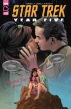 Star Trek: Year Five  #0 Valentines Day Special