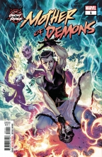 Spirits of Ghost Rider: Mother of Demons  #1
