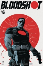 Bloodshot (Vol. 2)  #6 Cover A