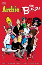 Archie Meets the B-52s  #1 Cover A