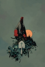Hellboy and the  BPRD: Return of Effie Kolb (2P Ms)  #1 Cover B