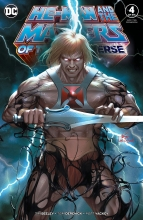 He-Man and the Masters of the Multiverse (6P Ms)  #4