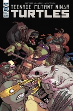 Teenage Mutant Ninja Turtles (Ongoing)  #103 Cover A